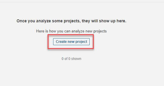 新たなプロジェクト