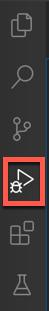 debug pane icon