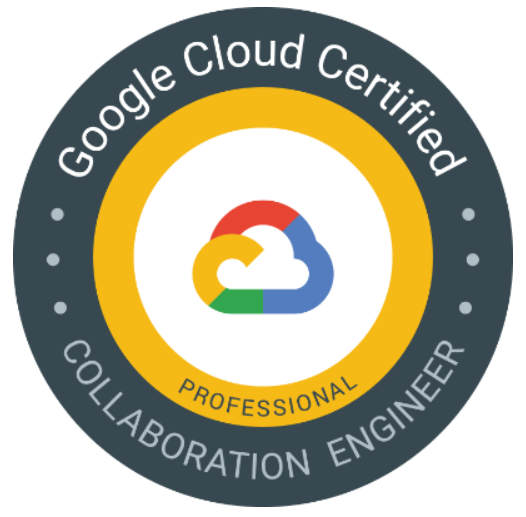 GCP Certified Badge Image