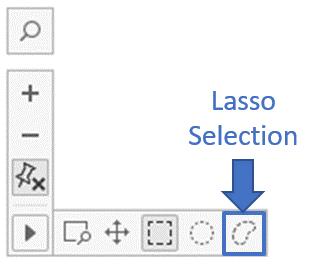 lasso selection