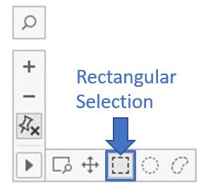 rectangular selection