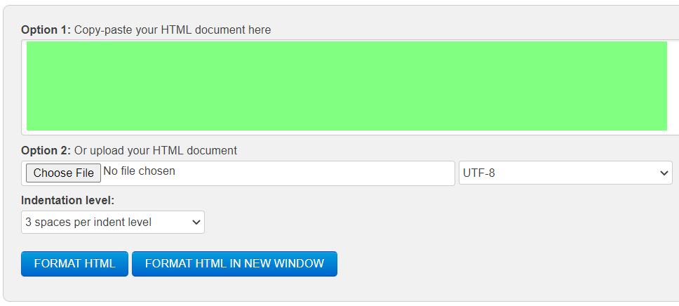 Input Text Area