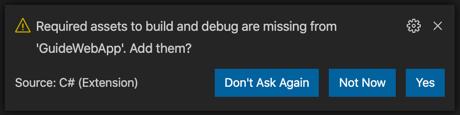 adding debug assets