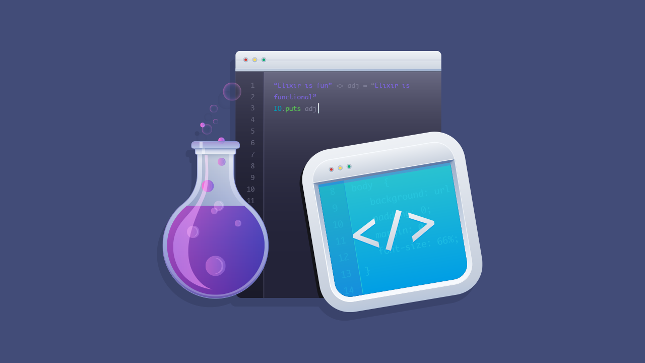 Elixir: Using Functions, Pattern Matching, and the Pipe Operator